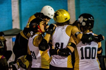 July 2016 Featured League: 2x4 Roller Derby