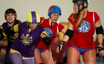 WFTDA Featured League: October 2013: Cherry City Derby Girls