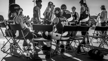 WFTDA Featured League: March 2014: Crime City Rollers