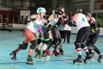 May 2015 Featured League: Duke City Roller Derby