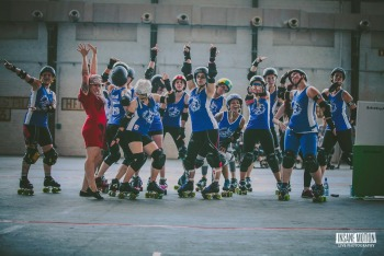 January 2016 Featured League: Paris Rollergirls