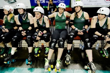 February 2015 Featured League: Rat City Rollergirls