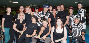 WFTDA Featured League: November 2013: Sac City Rollers