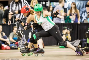 July 2015 Featured Skater: Amy Spears