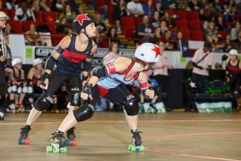 January 2014 WFTDA Featured Skater: Bloody Mary