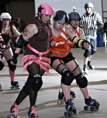 May 2015 Featured Skater: Dolly Pardon Me