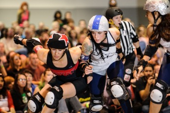 WFTDA Featured Skater: May 2013: Smarty Pants