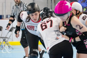 Gloom, WFTDA Diversity and Inclusion Committee Chair