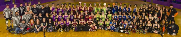 January 2015 Featured League: Detroit Derby Girls